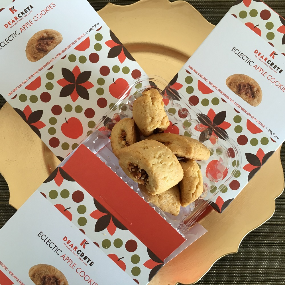 Μπισκότα Μήλου Αγαπημένη Κρήτη - Dear Crete