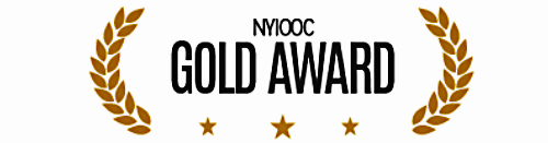 Gold award NYIOOC for Charisma Olive Oil
