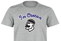 Cretan themed T-shirts