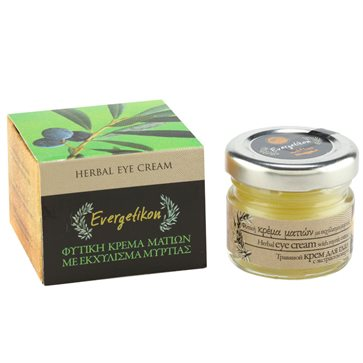 Eye cream with olive oil Evergetikon