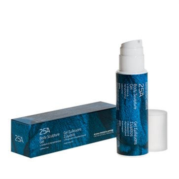 Body Sculpture Gel 25Α with Viniferin & Ηorsechestnut (Caffeine Free)