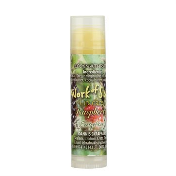 Lip Care Stick Raspberry Evergetikon