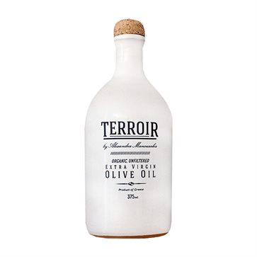 Terroir Extra Virgin Olive Oil by Alexandra Manousakis