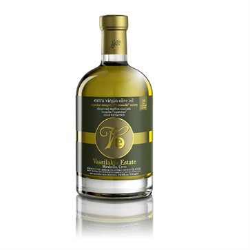Ve Vassilakis Estate 0,5L Extra Virgin Olive Oil
