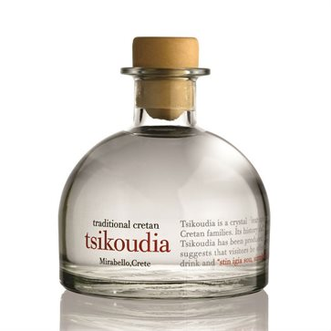 Tsikoudia Vassilakis Estate 200ml