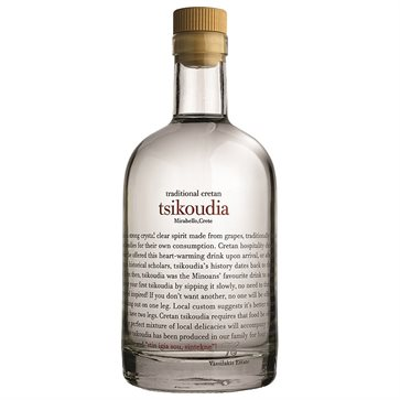Tsikoudia Vassilakis Estate 700ml