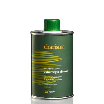 Charisma 0,25L can Extra Virgin Olive Oil