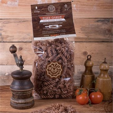 Cretan Pasta Whole Wheat Low Gluten MAGGIRI