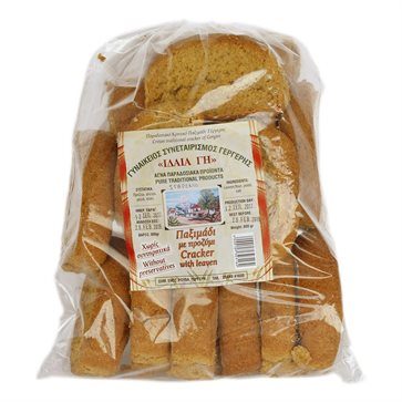 Cretan Wheat Rusk IDAIA LAND