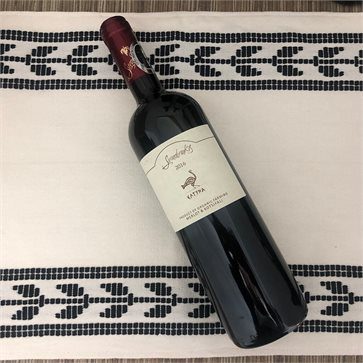ELTYNA Merlot Red Organic Wine Sinadinakis Wines