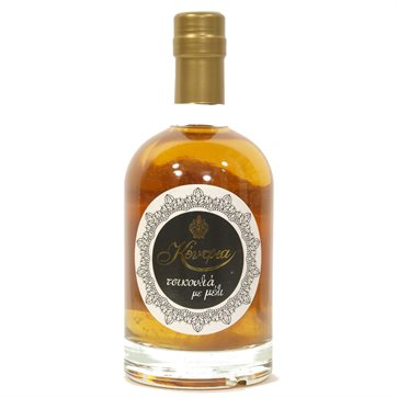Cretan Raki-Tsikoudia with Honey 500ml KENDRIA Distillery