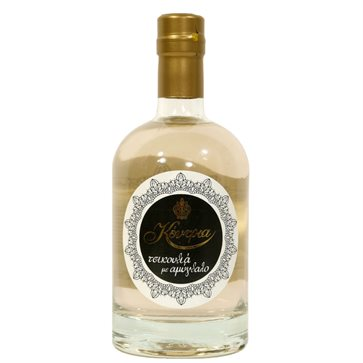 Cretan Raki-Tsikoudia with Almond 500ml KEDRIA Distillery