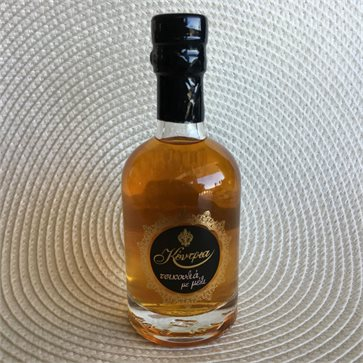 Cretan Raki-Tsikoudia with Honey 100ml KENTRIA Distillery
