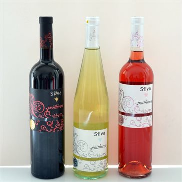 PSITHIROS 3 bottles by SILVA Daskalakis Wines