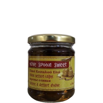 Olive Greek Spoon Sweet Preserve