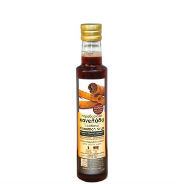 CANELADA Traditional Greek Cinnamon Drink 250ml - Gialelakis