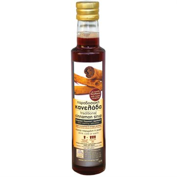 CANELADA Traditional Greek Cinnamon Drink 500ml - Gialelakis