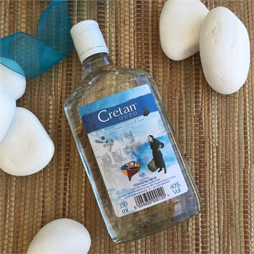 Cretan Ouzo 350ml DS DISTILLERS