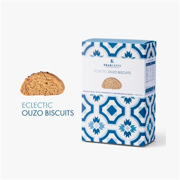 Eclectic Ouzo Biscuits Dear Crete
