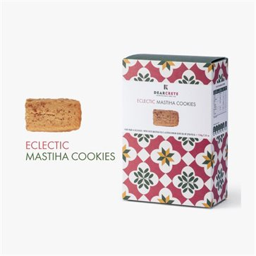 Eclectic Mastiha Cookies Dear Greece