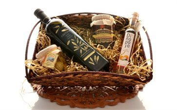 Gift Basket for Cretan goods