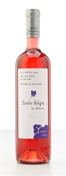 Theon Dora (God's Gifts) Rose Organic Wine by Stilianou Winery