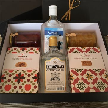 Greek Tastes & Spirits in a Gift Box