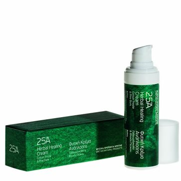 Herbal Healing Cream 25Α - Cotton Thistle & Pine Bark