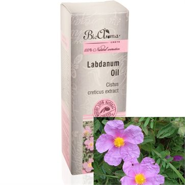Labdanum Night Face Oil Bioaroma
