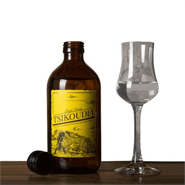 Tsikoudia Roussanne MANOUSAKIS Winery 500ml