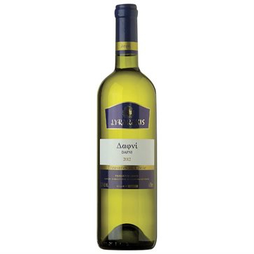 Dafni White Wine by Lyrarakis Winery
