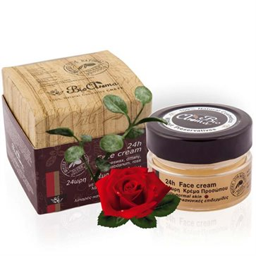 24hr Face Cream Normal - Oily Skin Bioaroma