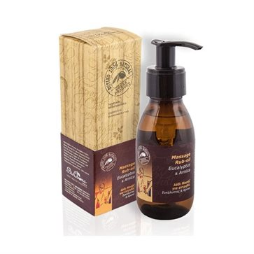 Massage Oil for Rubbing Bioaroma