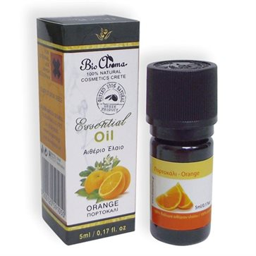 Essential Oil Orange Bioaroma