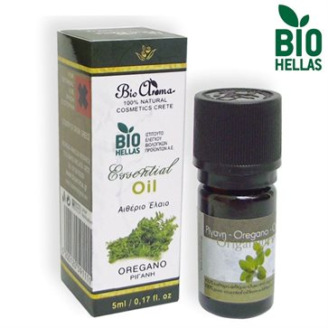 Essential Oil Oregano Bioaroma