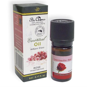 Essential Oil Rose in Jojoba oil Bioaroma
