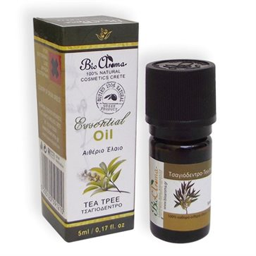 Essential Oil Tea Tree Bioaroma