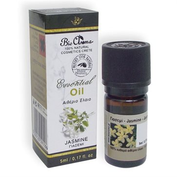 Essential Oil Jasmine in Jojoba oil Bioaroma
