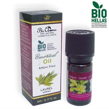 Essential Oil Laurel Bioaroma