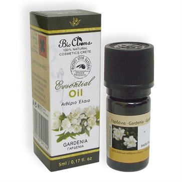 Essential Oil Gardenia in Jojoba oil Bioaroma