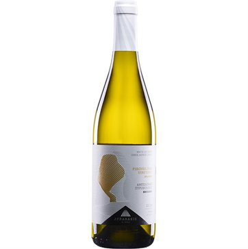 Vilana Pyrovolikes White Dry Wine by Lyrarakis Winery