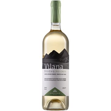 Vilana White Wine Lyrarakis Winery