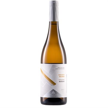 Melissaki White Dry Wine by Lyrarakis Winery