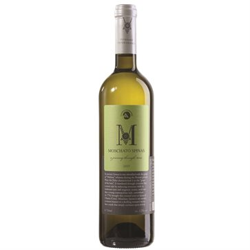 Moschato Spinas White Wine Domaine Paterianakis
