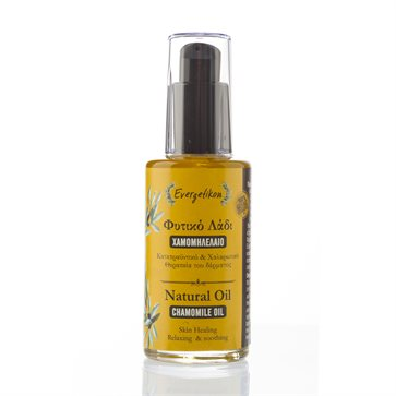 Chamomile Natural Oil Evergetikon
