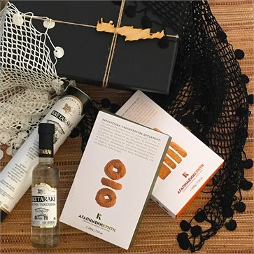 Traditional Crete Gift Set