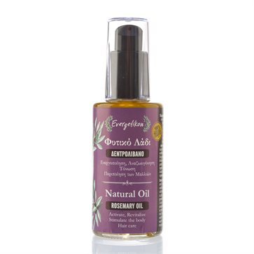 Rosemary Natural oil by Evergetikon