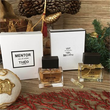 Natural Perfumes Christmas gift set