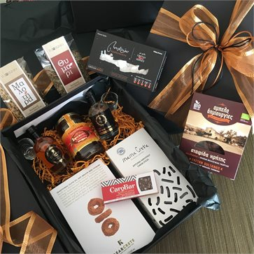Business Gift Set, Aromas and Tastes of Crete