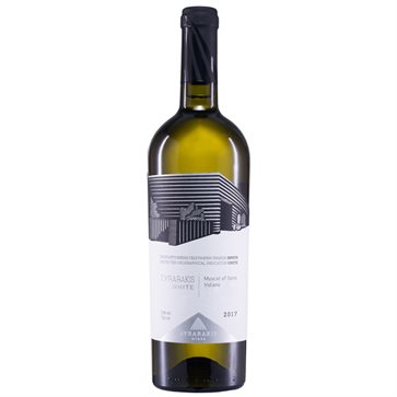 Lyrarakis White Dry Wine by Lyrarakis Winery